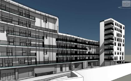 Intervento di edilizia residenziale