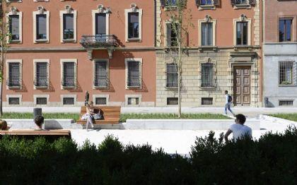 S. Ambrogio: parcheggio interrato, valorizzazione