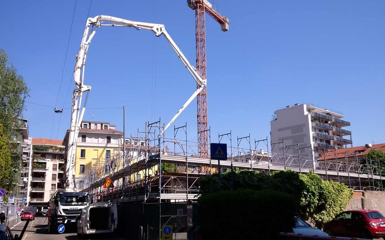 Compesso residenziale Montecatini