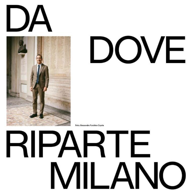 DA DOVE RIPARTE MILANO