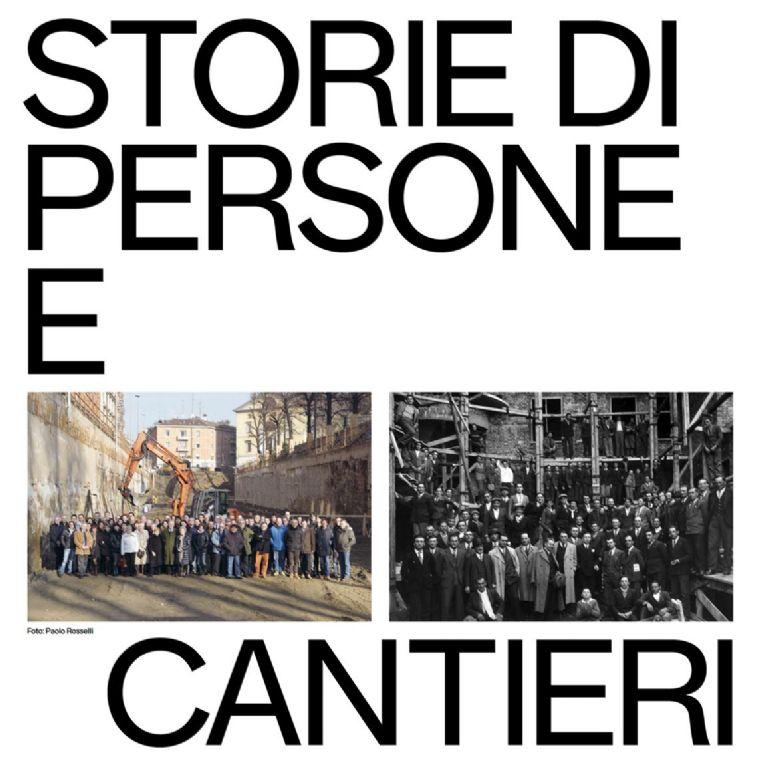 STORIE DI PERSONE E CANTIERI