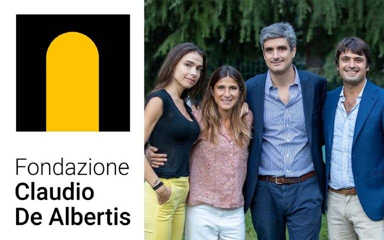Nasce il Fondo Fondazione Claudio De Albertis