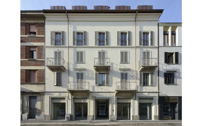 Casa Borio Via Canonica 77