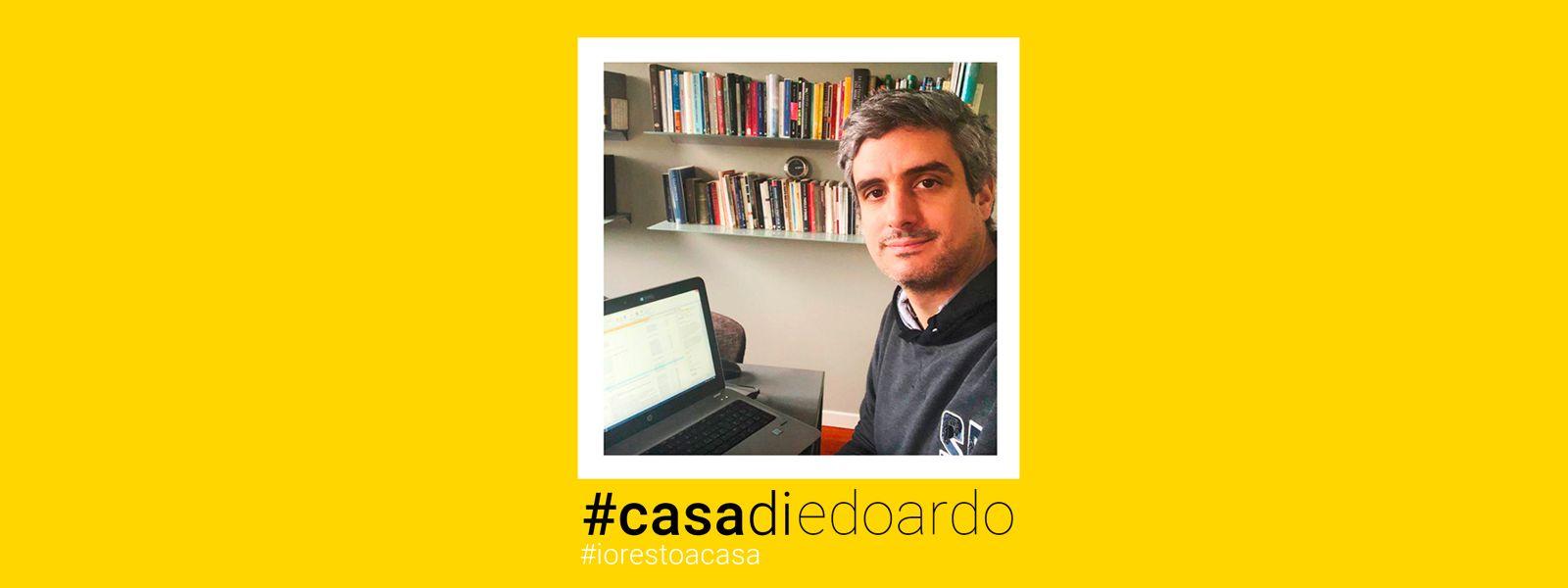 IO RESTO A CASA / Casa di Edoardo