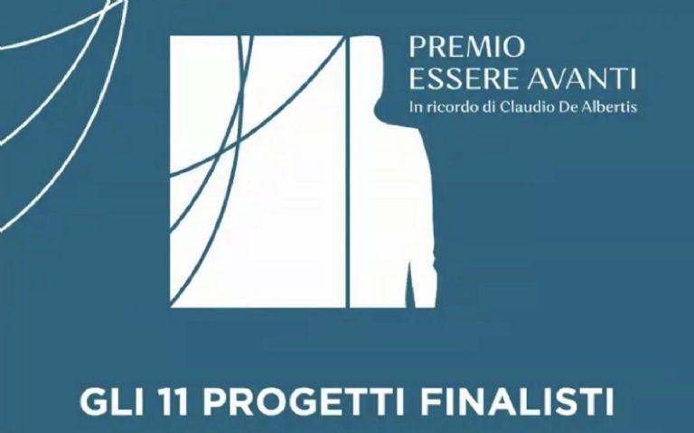 Essere Avanti Premio De Albertis
