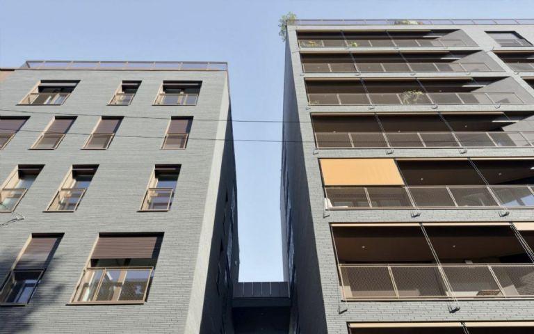 IoArch: Metabolismo urbano