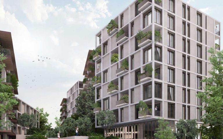 Green Living: la città giardino di Seimilano
