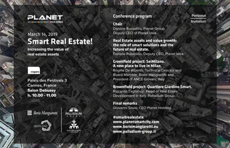 SMART REAL ESTATE Save the date!